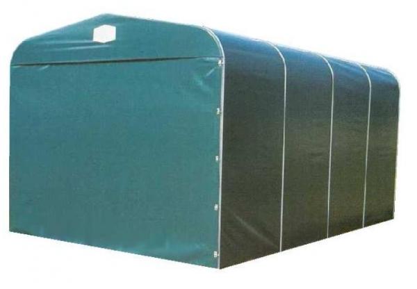 vendita e distribuzione box auto a pantografo box auto