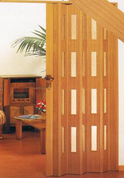 Porte a soffietto: Produzione e vendita di porte a soffietto
